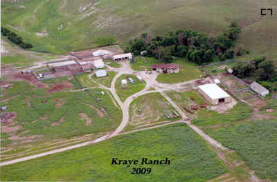 Kraye Angus Ranch Home Site
